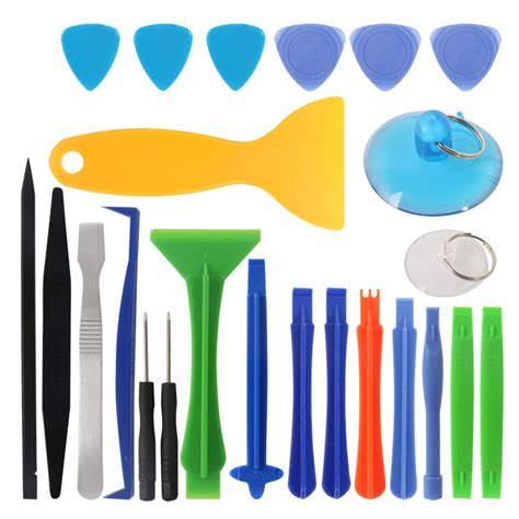 Tools Opening Tool Jakemy Op03 diyfix 24 in 1 smart cell mobile phone opening repair tools kit screwdriver set disassemble