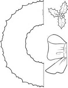 Christmas faces cut outs for christmas cut out patterns christmas cut