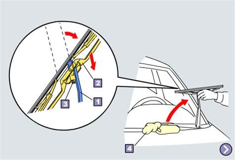 Kaca Fengsui Ukuran 5 Inc cara mengganti wiper mobil otomotif