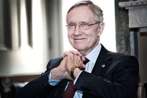 corrupt democrat senate majority leader harry reid