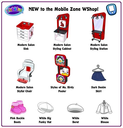 mobile zone more new items available now in the mobile zone wkn