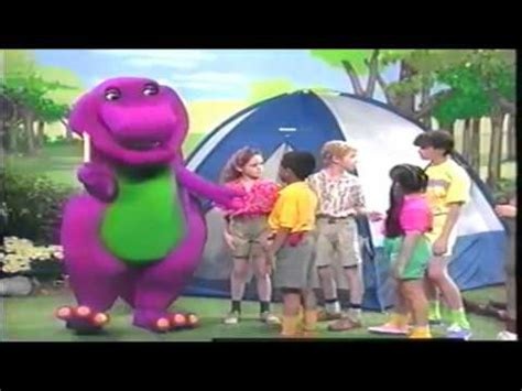 Barney And The Backyard Cfire Sing Along by Waiting For Santa Original Version Part 3
