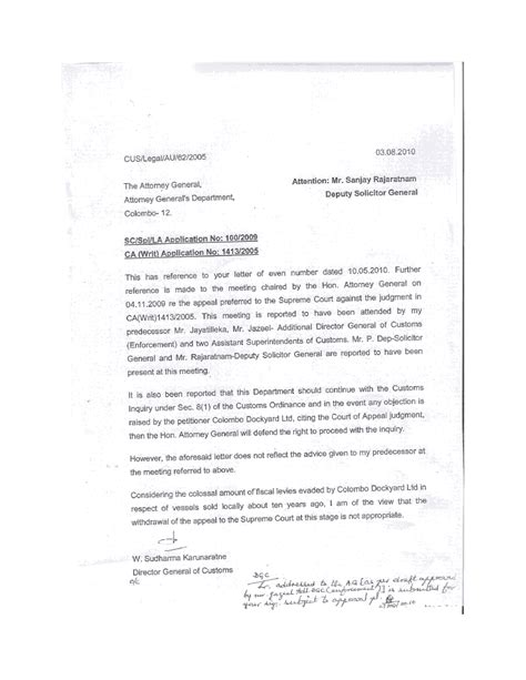 appointment letter format sinhala dockyardgate more shocking evidence on 619 m cover up