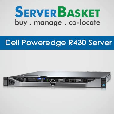 Server Dell R 430 dell poweredge r430 server price offers on dell r430
