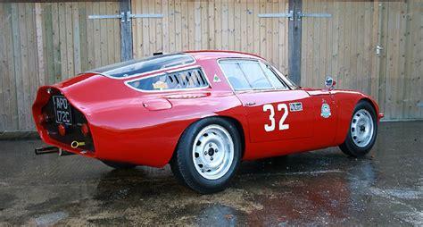 Alfa Romeo Tz1 by Alfa Romeo Tz1 The Baby Gto Classic Driver Magazine