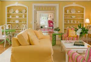 traditional home design with summer colours idesignarch