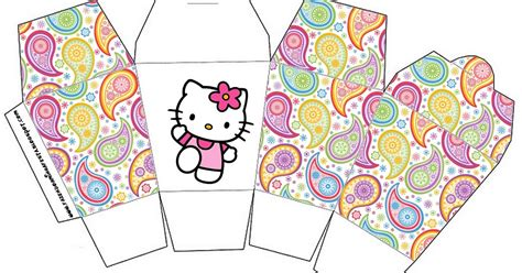hello kitty printable party decorations free hello kitty party free printable boxes is it for