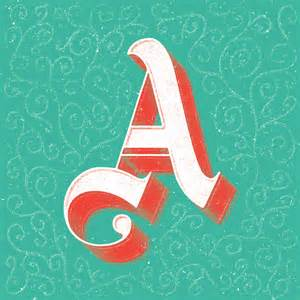 creative letters abc design project creative letters for charity creative market blog