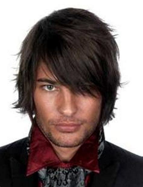 shag hairstyles black men cool long hairstyles for men shaggy styles picture