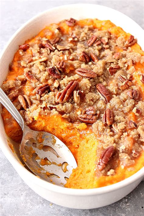 Simple Sweet by Easy Sweet Potato Casserole Recipe