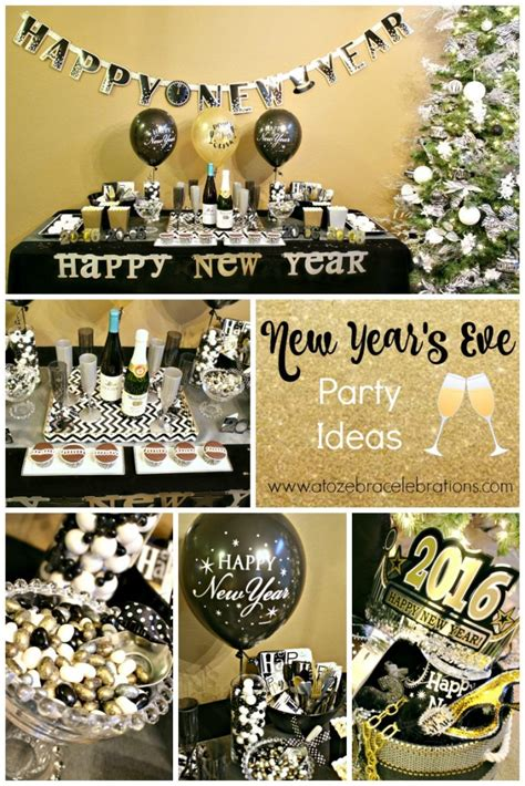 last minute new year s eve party ideas a to zebra