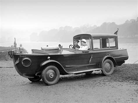 boat car peugeot motor boat car photos october 1926
