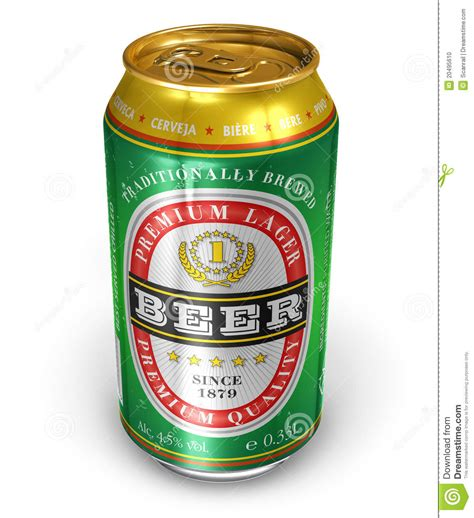 beer can beer can stock photo image 20495610