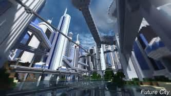 Futuro House Interior Future City 3 4 Minecraft Building Inc