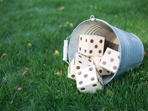 Backyard Yahtzee 20 Backyard Ideas For Your Home