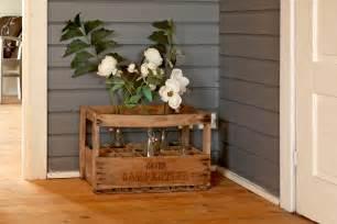 caisse en bois des id 233 es pour la recycler journal des