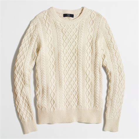 j crew cable knit cardigan j crew fisherman cable knit sweater sweaters that ll