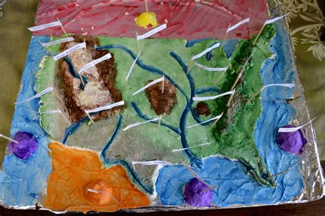 images  kids projects  pinterest models student  salt dough