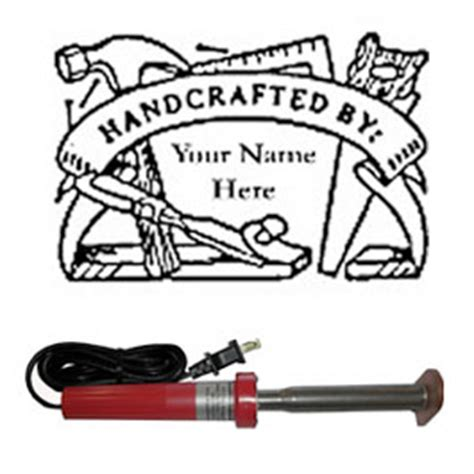 Handcrafted By Branding Iron - order products custom branding irons