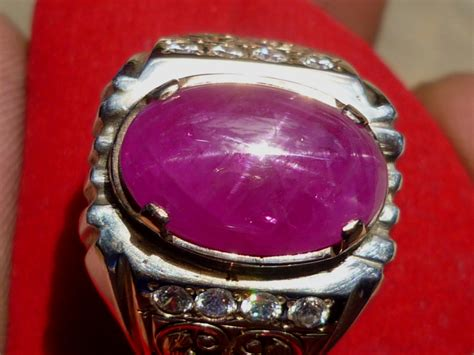 Ruby Cincin Aa cincin batu permata one collections 010 4168886 cincin delima burma gred aa kod cbs05