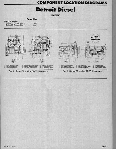 Bobo Bird D12 detroit 60 series turbo boost sensor wiring diagram 51