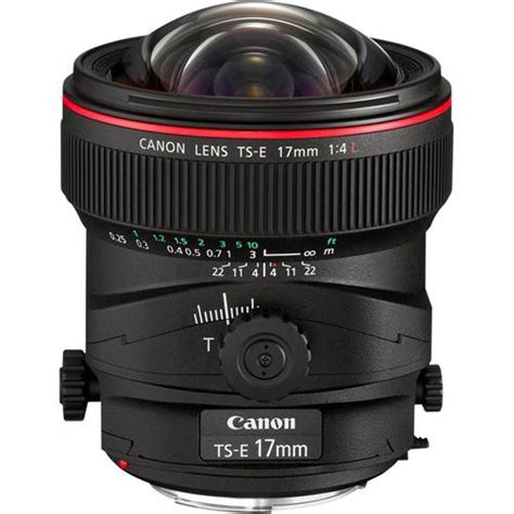 Lensa Canon Tilt Shift canon ts e 17mm f 4l tilt shift lens 3553b002 b h photo