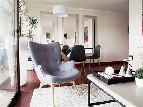 como decorar living comedor juntos decoraci 243 n de living comedor minimalista el blog del