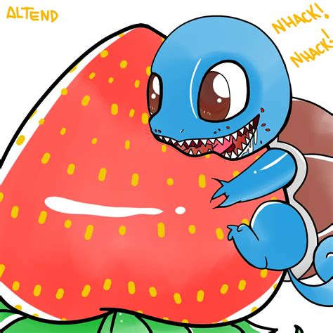 Pokmen Strawbery image gallery squirtle