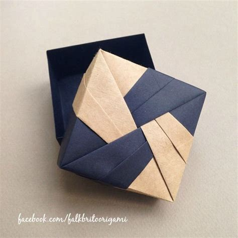 Origami Twist Box - best 25 origami boxes ideas on origami box