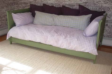 daybed headboard diy how to