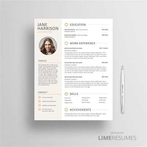 sample resume word format download resume for study