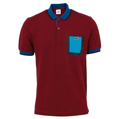 Contrast Trim Slim Fit Sweatpants lacoste live polo shirts contrast trim pocket polo