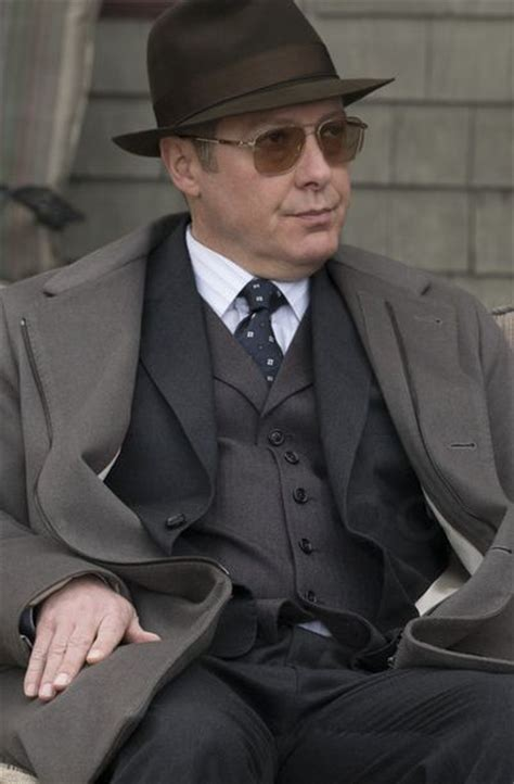 who makes the fedora worn by redington james spader in the blacklist 1000 images about tailored swag on pinterest james