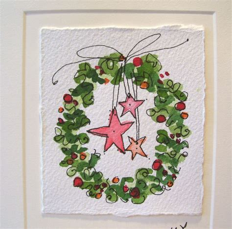 watercolor tutorial christmas watercolor christmas cards cards watercolor