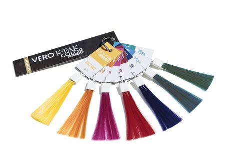 joico vero k pak color intensity swatch ring