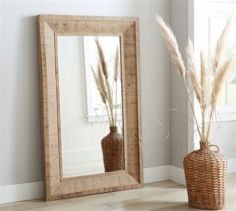Pottery Barn Floor Ls Quinn Floor Mirror Pottery Barn