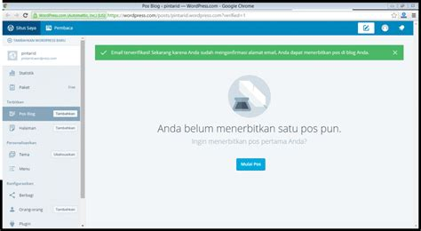 cara membuat wordpress theme cara membuat wordpress indonesia emerer com