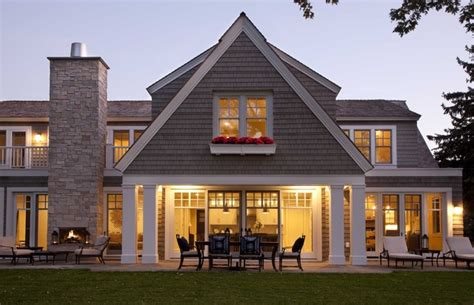 Ranch Home Style shingle style architecture and shingle architecture 24