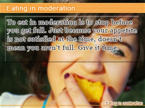 Moderate Detox Diet by What Is In Moderation How To Moderate Diet Easy