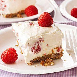 raspberry white chocolate dessert squares recipe