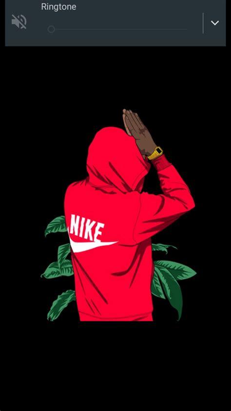 Jaket Hoodie Skate Supreme X Vlone Black Premium dope nike swag image 3398700 by helena888