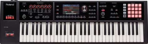 Keyboard Roland Fa 06 roland fa 06 61 key keyboard workstation elevated audio