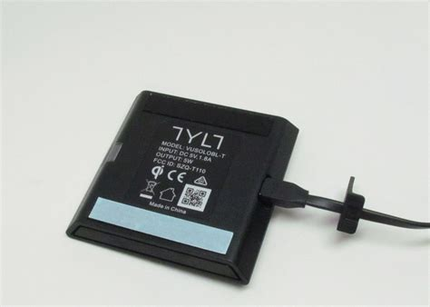 tylt phone charger tylt vu qi wireless charge