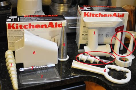 How To Set Up A Kitchenaid Food Mill Attachment 171 Eatlocal365 Kitchen Aid Food Mill