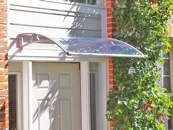 polycarbonate awning design innovative design pp plastic polycarbonate door canopy