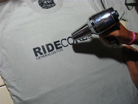 Hair Dryer Sablon fitinline peralatan untuk membuat sablon manual