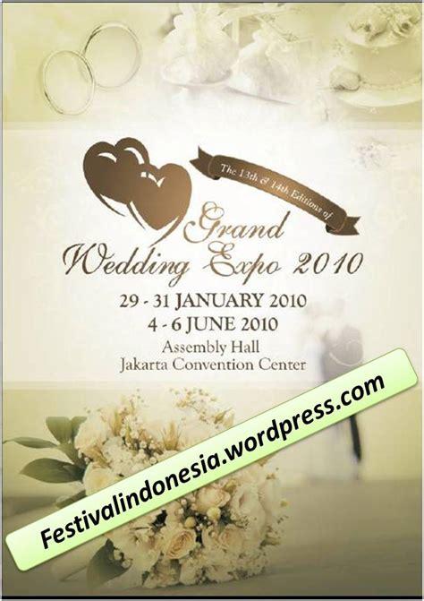 Wedding Expo Jakarta by Grand Wedding Expo 2010 171 Informasi Pameran Event Dan