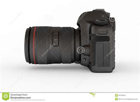 c mara reflex digital c 226 mara digital reflexo vista lateral fotos de stock
