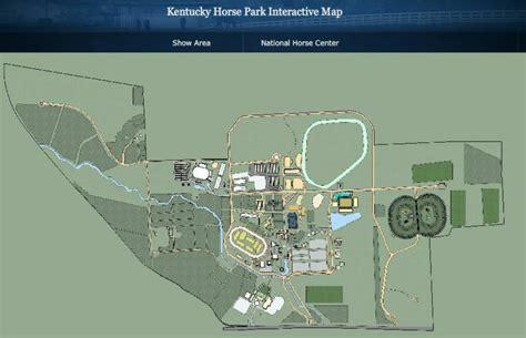 map kentucky park kentucky park map map