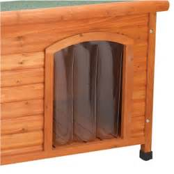 premium dog house premium plus dog house door flaps houndabout